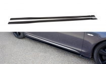 Maxton Design Prahové lišty Lexus GS Mk3 - texturovaný plast