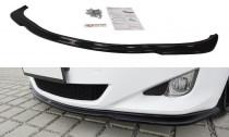 Maxton Design Spoiler předního nárazníku Lexus IS Mk2 - texturovaný plast