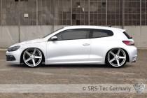 Prahové nástavce VW Scirocco R-Style SRS-Tec