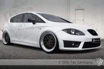 Prahové nástavce GT SEAT Leon 1P SRS-Tec