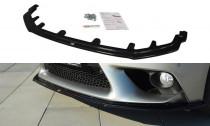 Maxton Design Spoiler předního nárazníku Lexus IS Mk3 - texturovaný plast