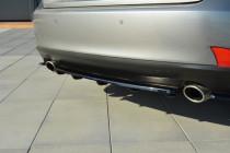 Maxton Design Spoiler zadního nárazníku s příčkami Lexus IS Mk3 - texturovaný plast