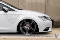 Rozšířené blatníky GT SEAT Leon 5F SRS-Tec