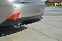 Maxton Design Spoiler zadního nárazníku Lexus IS Mk3 - texturovaný plast