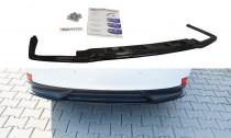 Maxton Design Spoiler zadního nárazníku Lexus IS Mk3 Hybrid - texturovaný plast