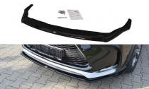 Maxton Design Spoiler předního nárazníku Lexus NX Mk1 F-Sport - texturovaný plast