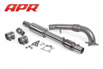 APR Cast Downpipe výfuk 1,8 & 2,0 TFSI TSI 4x4