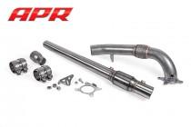 APR Cast Downpipe system odlitý první díl výfuku se sportovním katalyzátorem 1,8 & 2,0 TSI TFSI