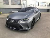 Maxton Design Spoiler předního nárazníku Lexus RC V.1 - texturovaný plast