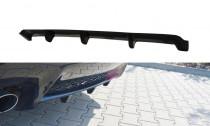 Maxton Design Spoiler zadního nárazníku Lexus RC F - texturovaný plast