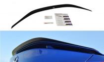 Maxton Design Lišta víka kufru Lexus RC F - texturovaný plast