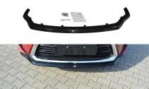 Maxton Design Spoiler předního nárazníku Lexus RX Mk4 - texturovaný plast