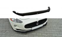 Maxton Design Spoiler předního nárazníku Maserati Granturismo - texturovaný plast