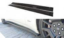 Maxton Design Prahové lišty Maserati Granturismo - texturovaný plast