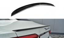 Maxton Design Lišta víka kufru Maserati Granturismo - texturovaný plast