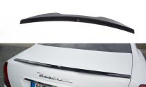 Maxton Design Lišta víka kufru Quattroporte Mk5 Facelift - texturovaný plast