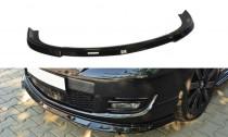 Maxton Design Spoiler předního nárazníku Mazda 3 MPS Mk1 - texturovaný plast