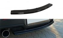 Maxton Design Spoiler zadního nárazníku Mazda 3 MPS Mk1 - texturovaný plast