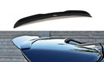Maxton Design Nástavec střešního spoileru Mazda 3 MPS Mk1 - texturovaný plast