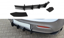 Maxton Design Zadní difuzor + lišty Mazda 3 Sport Mk2