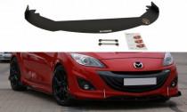 Maxton Design Spoiler předního nárazníku Racing Mazda 3 MPS Mk2