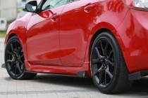 Maxton Design Prahové lišty Racing Mazda 3 MPS Mk2