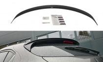 Maxton Design Nástavec střešního spoileru Mazda 3 Mk3 Facelift - texturovaný plast