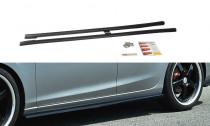 Maxton Design Prahové lišty Mazda 6 Mk3 Wagon - texturovaný plast