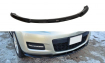 Maxton Design Spoiler předního nárazníku Mazda CX-7 - texturovaný plast