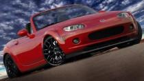 Maxton Design Spoiler předního nárazníku Mazda MX-5 Mk3 - texturovaný plast