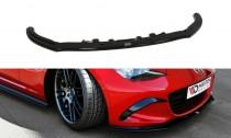 Maxton Design Spoiler předního nárazníku Mazda MX-5 Mk4 V.1 - texturovaný plast