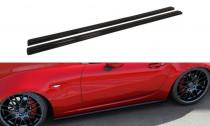 Maxton Design Prahové lišty Mazda MX-5 Mk4 - texturovaný plast