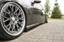 Maxton Design Prahové lišty Mercedes CL 500 C216 AMG-Line - texturovaný plast