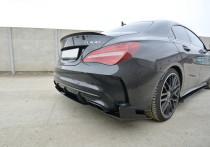 Maxton Design Boční lišty zadního nárazníku Racing Mercedes CLA A45 AMG (C117) Facelift