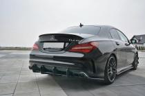 Maxton Design Zadní difuzor Racing Mercedes CLA A45 AMG (C117) Facelift V.1