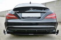 Maxton Design Zadní difuzor Racing Mercedes CLA A45 AMG (C117) Facelift V.3