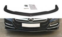 Maxton Design Spoiler předního nárazníku Mercedes CLS W218 - texturovaný plast