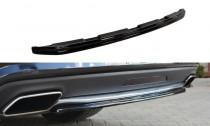 Maxton Design Spoiler zadního nárazníku Mercedes CLS W218 AMG-Line - texturovaný plast