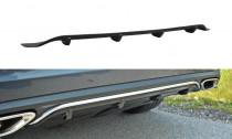 Maxton Design Spoiler zadního nárazníku Mercedes E W212 - texturovaný plast