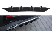 Maxton Design Spoiler zadního nárazníku Mercedes E43 AMG/AMG-Line W213 - texturovaný plast