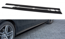 Maxton Design Prahové lišty Mercedes E43 AMG/AMG-Line W213 - texturovaný plast