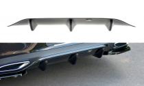 Maxton Design Spoiler zadního nárazníku Mercedes E AMG-Line W213 Coupe - texturovaný plast