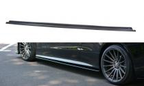 Maxton Design Prahové lišty Mercedes E AMG-Line W213 Coupe - texturovaný plast