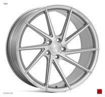 Ispiri Wheels FFR1D 19x9.5 ET40 5x112 alu kola - silver brushed (pravé)