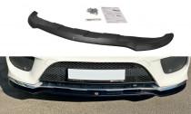 Maxton Design Spoiler předního nárazníku Mercedes GLE AMG-Line (W166) - texturovaný plast