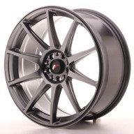 Japan Racing JR11 19x8,5 ET40 5x112/114,3 Hiper Black Alu kola