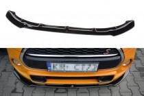 Maxton Design Spoiler předního nárazníku Mini Cooper S (F56) 3-dveřový - texturovaný plast