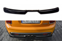 Maxton Design Spoiler zadního nárazníku Mini Cooper S (F56) 3-dveřový - texturovaný plast