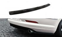 Maxton Design Spoiler zadního nárazníku VW Passat CC R36/R-Line - texturovaný plast