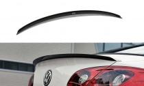 Maxton Design Lišta víka kufru VW Passat CC R36/R-Line - texturovaný plast